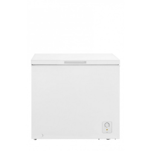Fridgemaster MCF198 80.2 cm Static Chest Freezer White